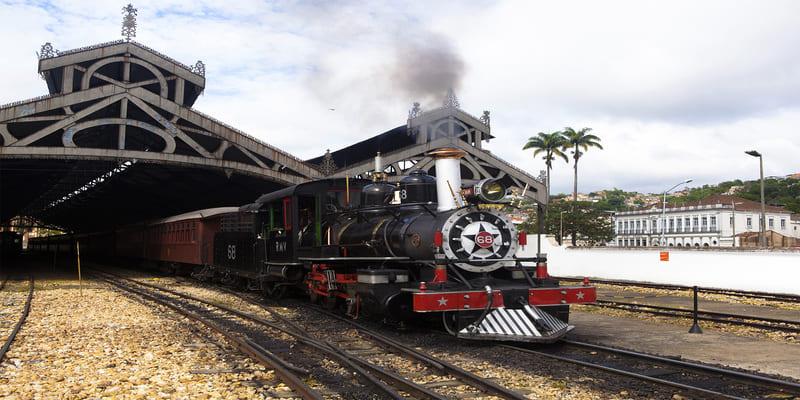 Trem de São João Del Rei