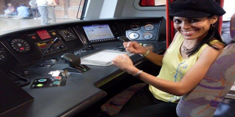 Mulheres na Ferrovia