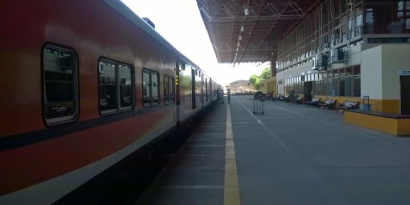 Trem da Morte Estação Quijarro