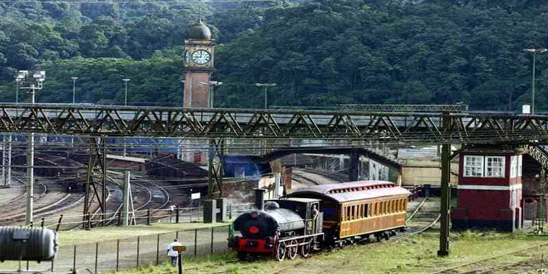 Trem de Paranapiacaba